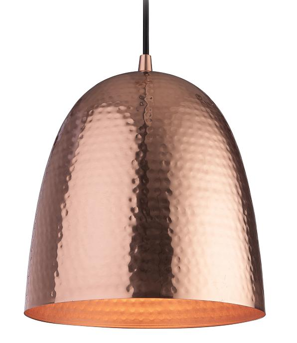Firstlight assam small copper single light pendant 8674cp assam small copper single light pendant firstlight lighting mozeypictures Gallery