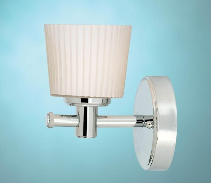 Binstead single bathroom wall light elstead lighting