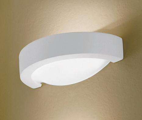 Half Circle Wall Lights : Kolarz Casablanca Half-Round Wall Light - Luxury Lighting