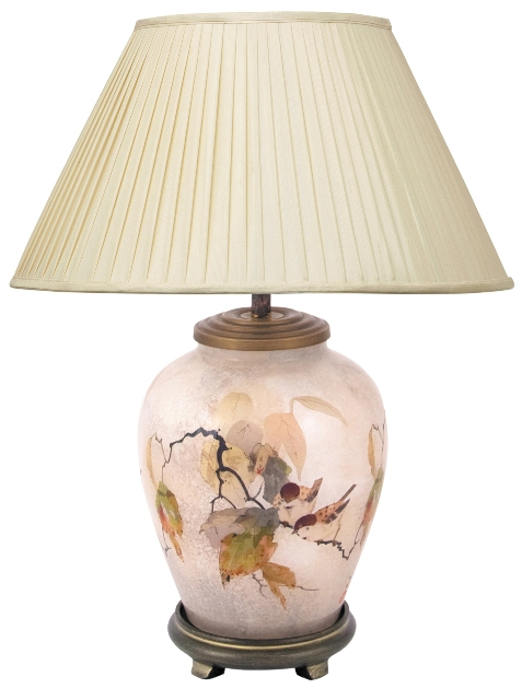 Jenny Worrall Chinese Bird Table Lamp Jw22 Luxury Lighting