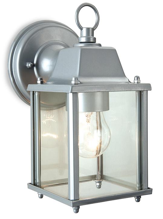 Firstlight Coach Outdoor Suspended Wall Lantern Silver 8666SI Luxury Li