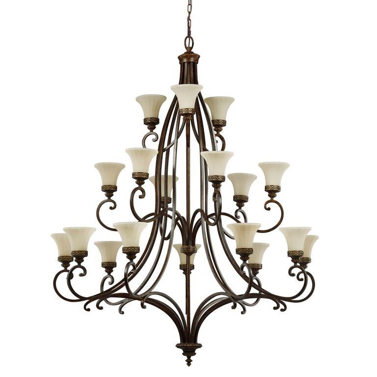 Elstead Drawing Room 18 Light Chandelier Fe Drawing Rm18