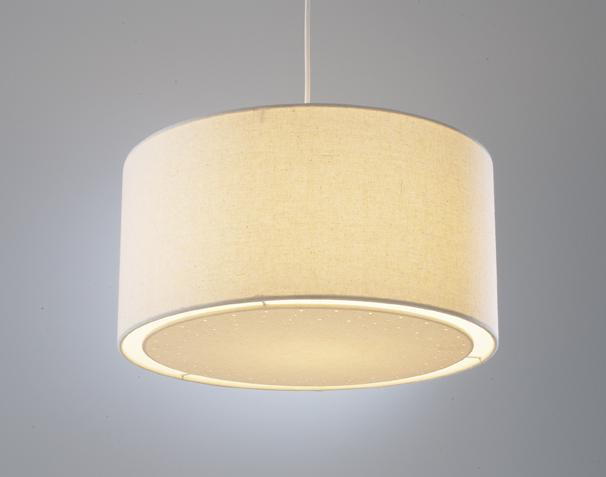 Drum Lamp Shade With Diffuser