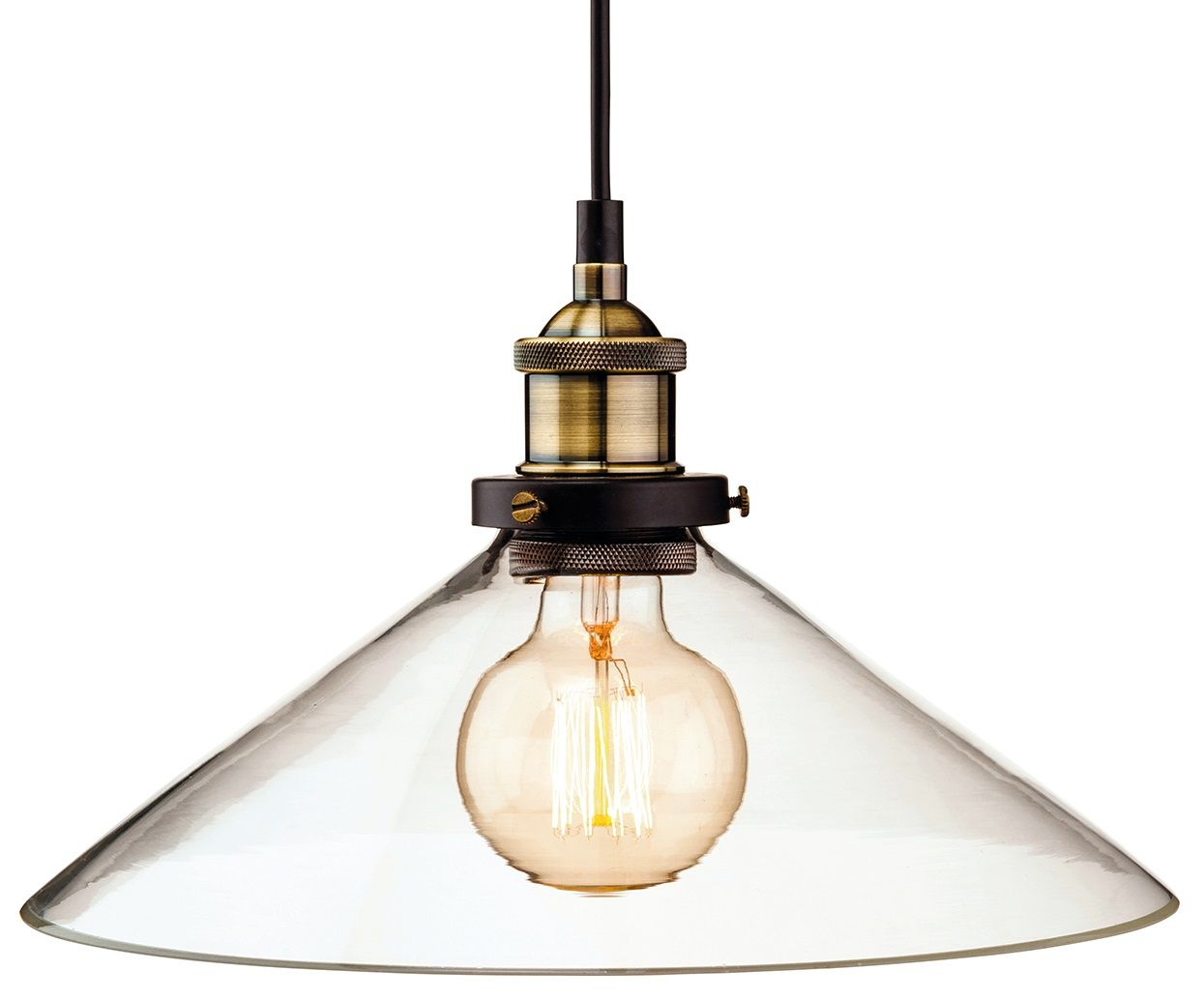 Firstlight Empire 3473 Single Light Pendant