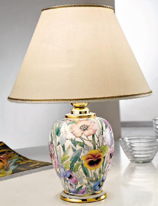 Giardino panse table lamp small kolarz lighting limited stock