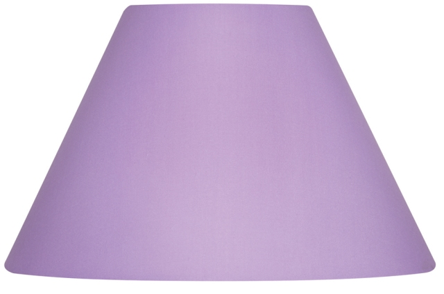 Oaks Lilac Cotton Coolie 5 Quot Fabric Shade S501 5 Li