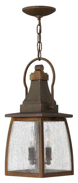 Montauk porch chain lantern hinkley lighting