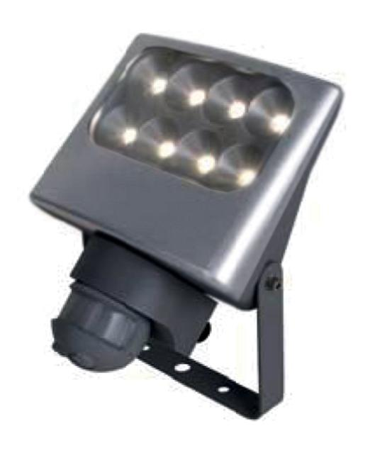 Led Outside Wall Lights With Pir : Elstead Negara LED Wall Or Ground Floodlight with PIR UT/NEGARA - PIR Lutec Elstead Lighting