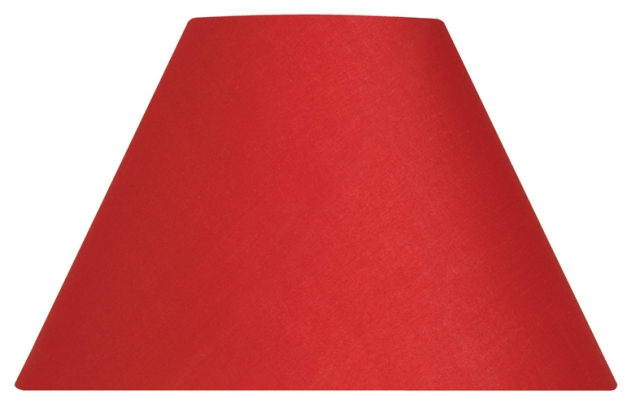Oaks Red 14 Quot Cotton Coolie Fabric Shade S501 14 Rd