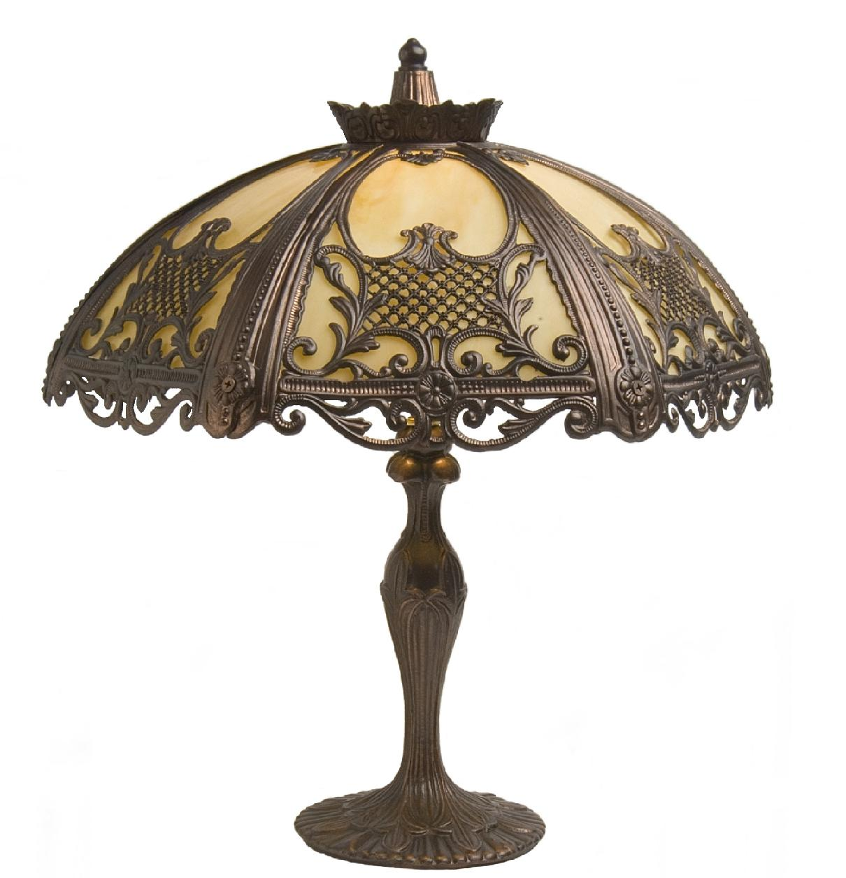 Rococo Lamp Pictures to pin on Pinterest