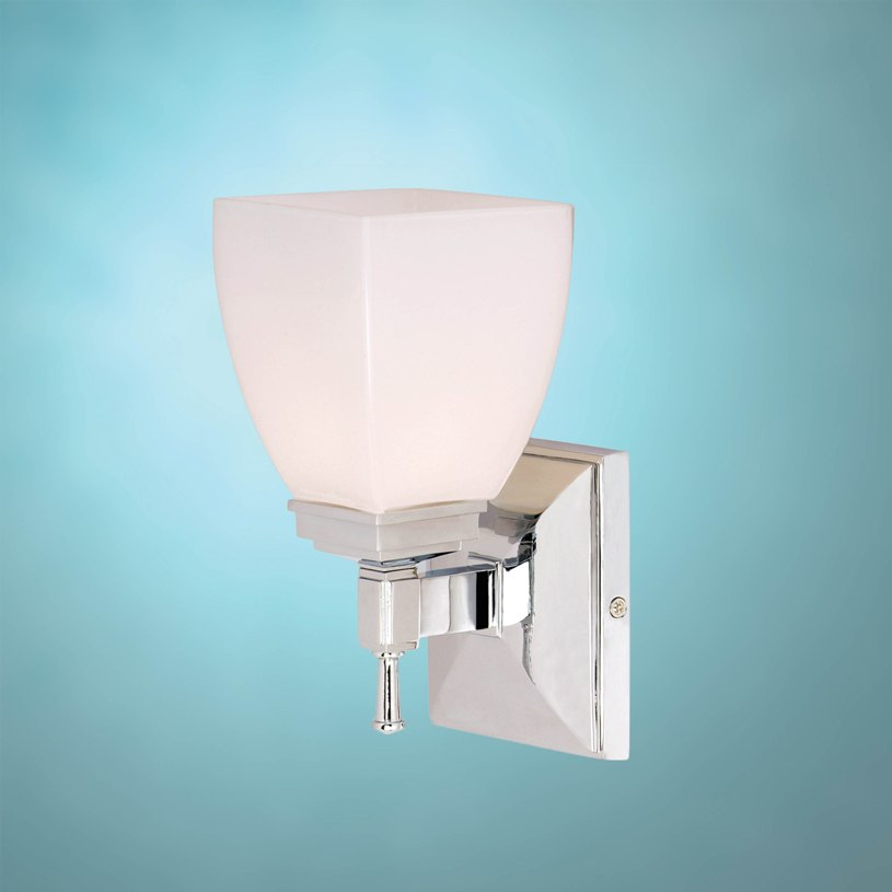 Bathroom Wall Light Bulbs : Elstead Shirebrook Bathroom Wall Light BATH/SB1 Elstead Lighting Luxury Lighting