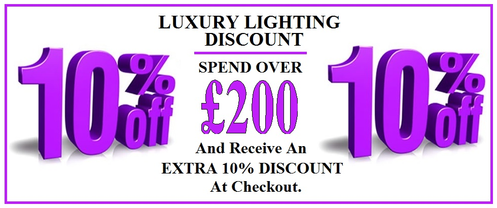 Lighting shops uk home lighting exterior lights for Style at home special offer