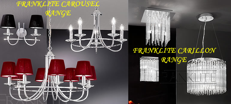 FRANKLITE LIGHTING | LUXURY LIGHTING