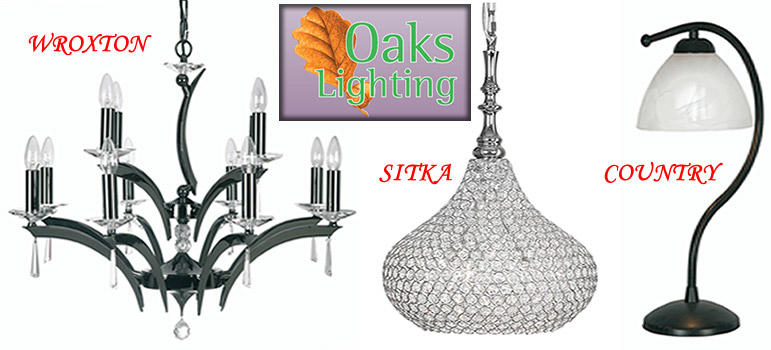 OAKS LIGHTING | LUXURY LIGHTING