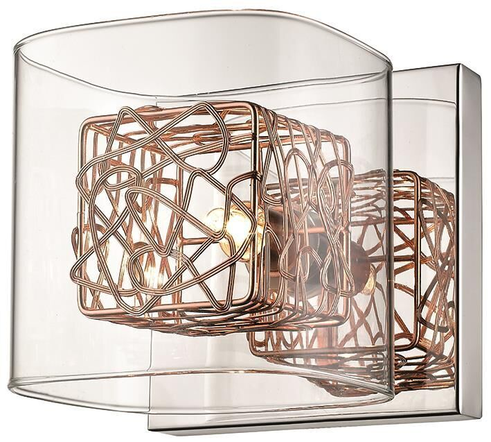 Anne Copper Wall Light | LLSANNCPWL | Luxury Lighting