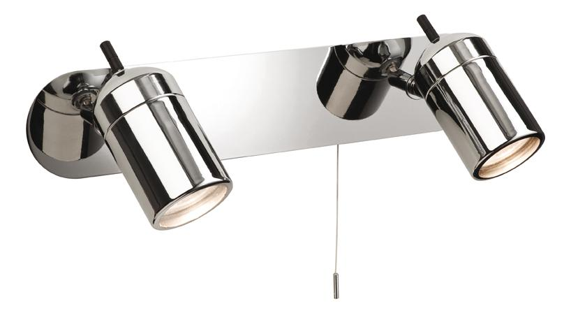 Firstlight Atlantic Double Spotlight Bar | 9060CH | Luxury Lighting