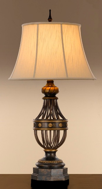 Elstead Augustine Table Lamp Fe Augustine Tl Feiss