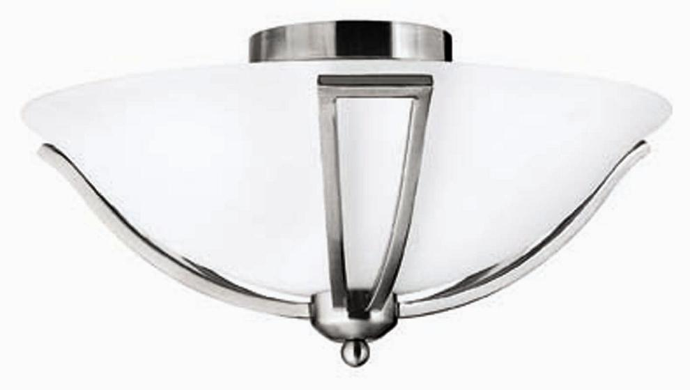 Elstead Bolla Flush Ceiling Light | HK/BOLLA/F |  Elstead Lighting | Hinkley Lighting | Luxury Lighting