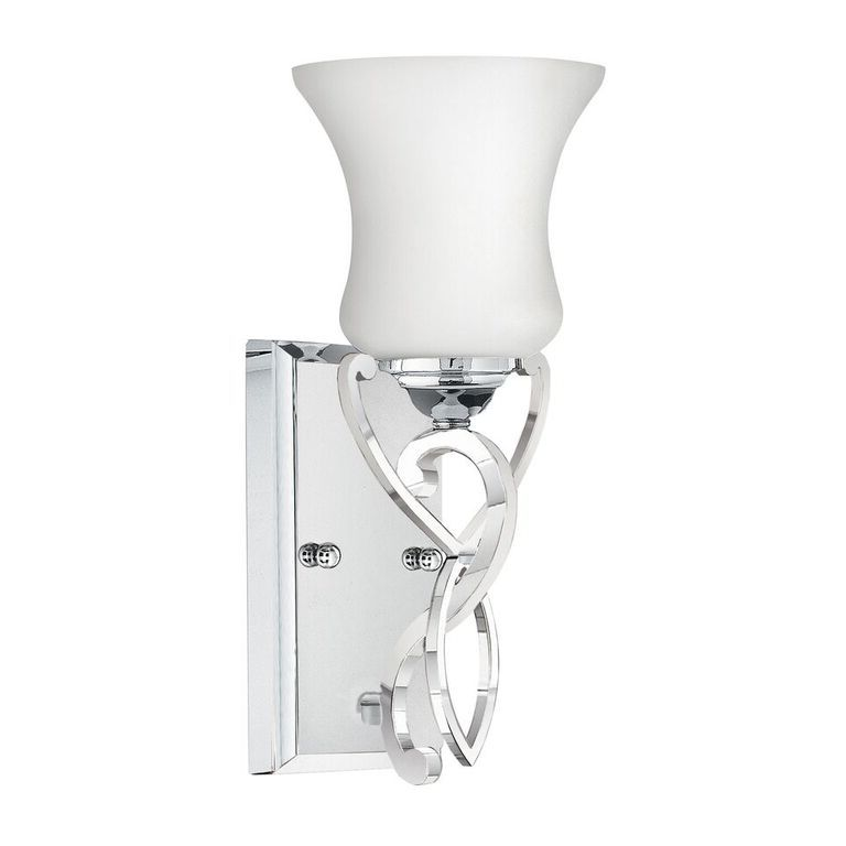 Elstead Brooke Single Bathroom Wall Light | HK/BROOKE1 BATH | Hinkley| Elstead Lighting