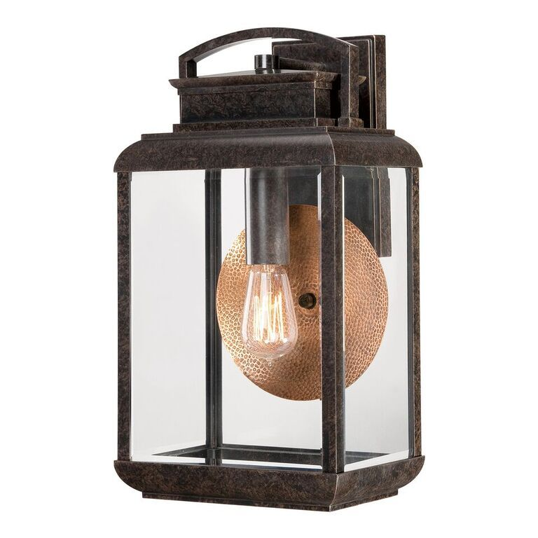 Elstead Byron Large Wall Lantern | QZ/BYRON/L | Quoizel | Elstead Lighting