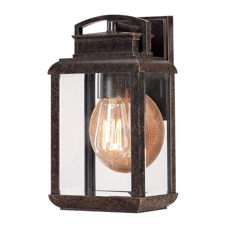 Elstead Byron Small Wall Lantern | QZ/BYRON/S | Quoizel | Elstead Lighting