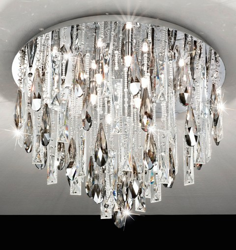 Eglo Calaonda 93433 Crystal Ceiling Light | Eglo Lighting | Luxury Lighting