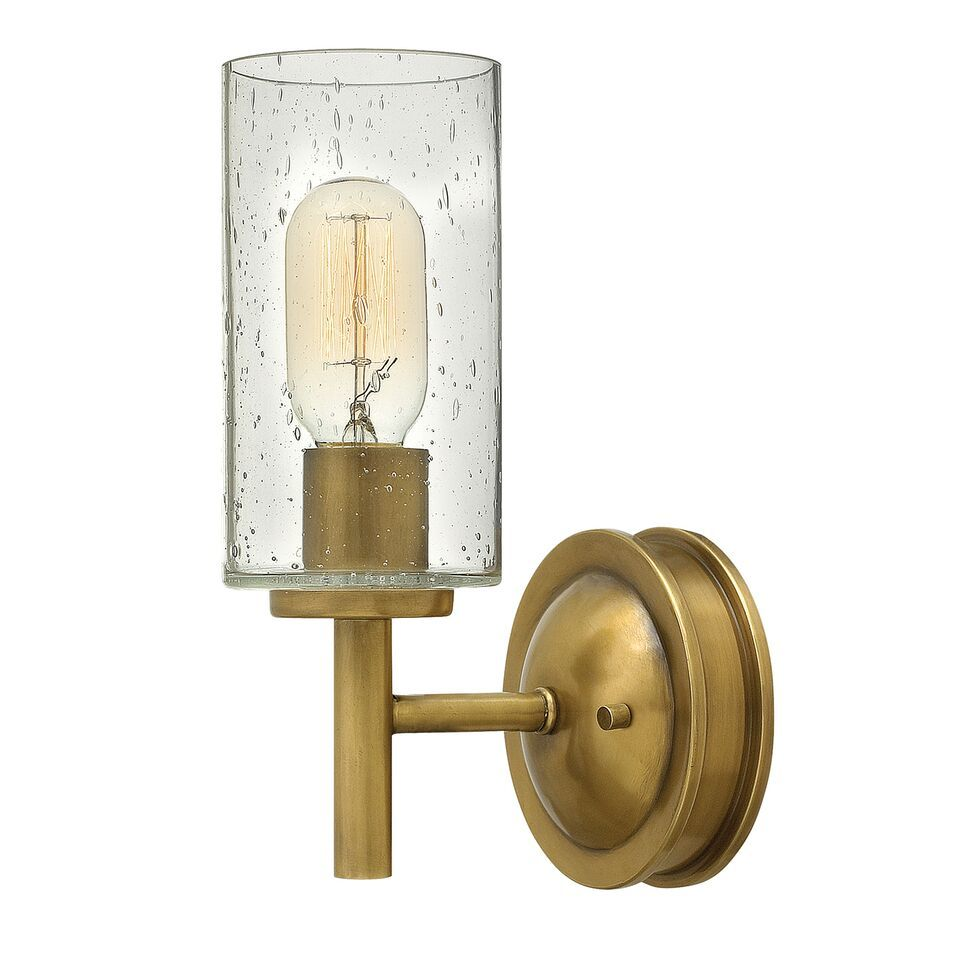 Elstead Collier Wall Light | HK/COLLIER1 | Elstead Lighting | Hinkley Lighting | Luxury Lighting