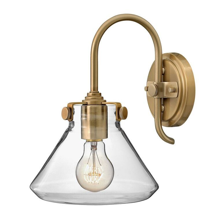 Elstead Congress Caramel Wall Light | HK/CONGRES1/A BC | Hinkley Lighting | Elstead Lighting