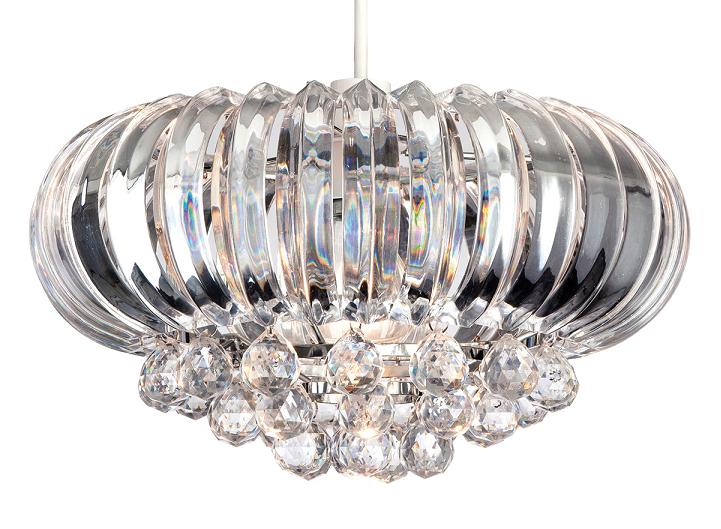 Firstlight crown easy fit lamp shade 8633ch luxury lighting crown lamp shade firstlight lighting aloadofball Image collections