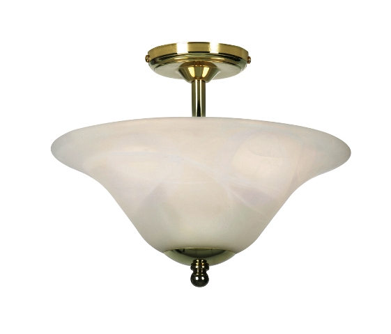 Oaks drop suspension polished brass ceiling light with small frosted drop suspension polished brass small ceiling light frosted shade oaks lighting mozeypictures Image collections