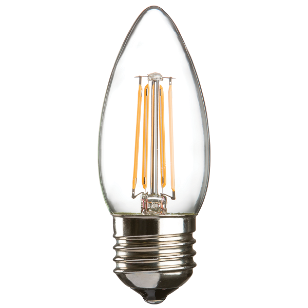ES E27 Candle LED Light Bulb 4 Watt | Luxury Lighting