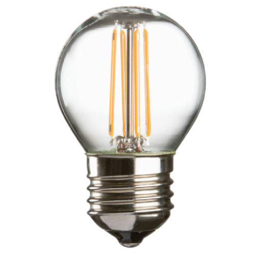 ES Golfball LED Light Bulb 4 Watt
