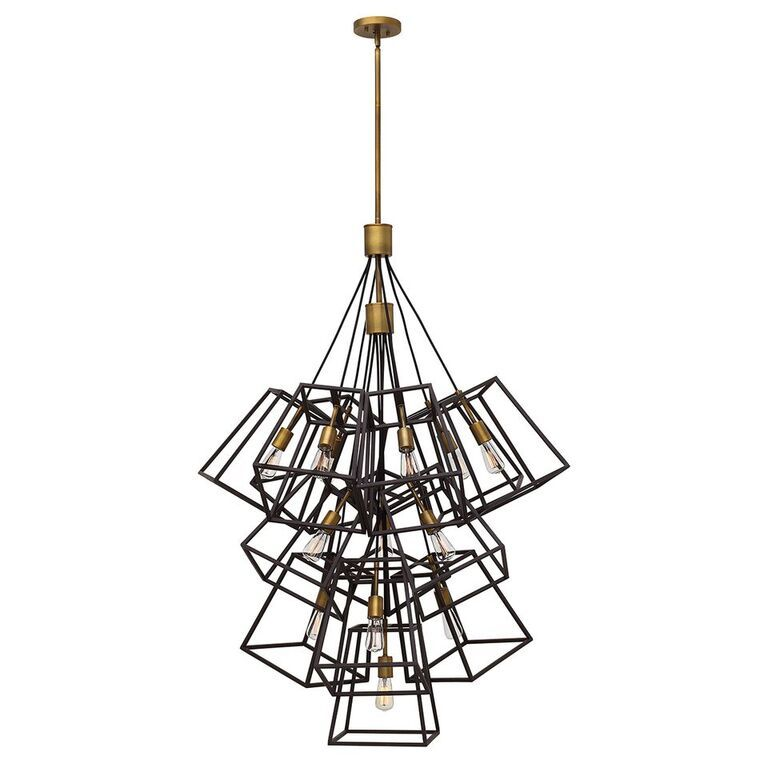 Elstead Fulton 13 Light Ceiling Pendant | HK/FULTON/13P | Elstead Lighting | Hinkley Lighting |Luxury Lighting