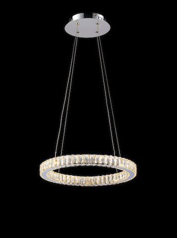 Halo Small Single Tier Ceiling Light - Avivo Lighting