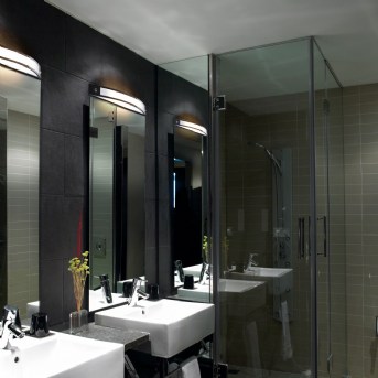 Hotel & Guest Room Bathroom Lighting