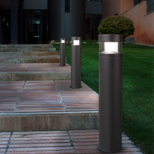 Hotel Outdoor Area Lighting
