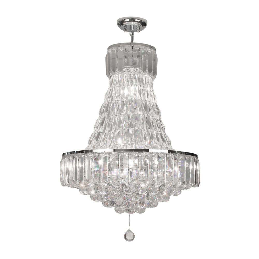 Oaks Lienz Asfour Lead Crystal Chandelier | 6104/12 CH | Oaks Lighting | Luxury Lighting