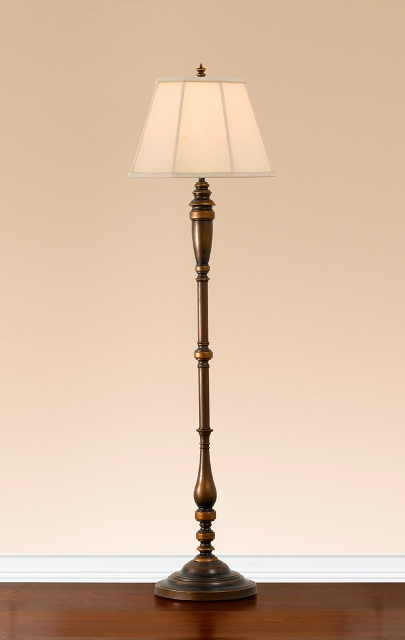 Elstead Lincolndale Floor Lamp | FE/LINCOLNDALE FL |  Elstead Lighting | Feiss Lighting | Luxury Lighting