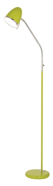 Oaks Madison Green Floor Lamp | 2819 FL GR | Oaks Lighting | Luxury Lighting