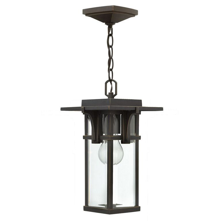 Elstead Manhattan Chain Lantern | HK-MANHATTAN8-S | Hinkley | Luxury Lighting