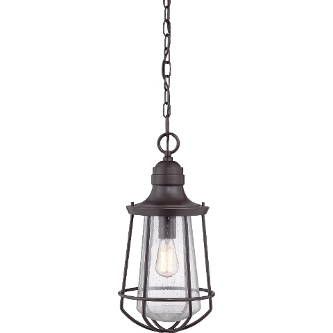 Marine Large Porch Chain Lantern  - Quoizel Lighting