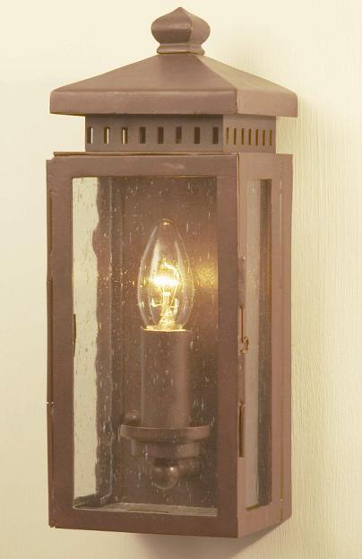 Elstead Matlock Flush Wall Lantern | MATLOCK | Elstead Lighting | Luxury Lighting