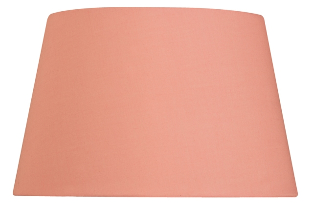 Oaks pale pink 16 cotton drum lampshade s90116 pp oaks pale pink 16 cotton drum lamp shade oaks lighting aloadofball Gallery