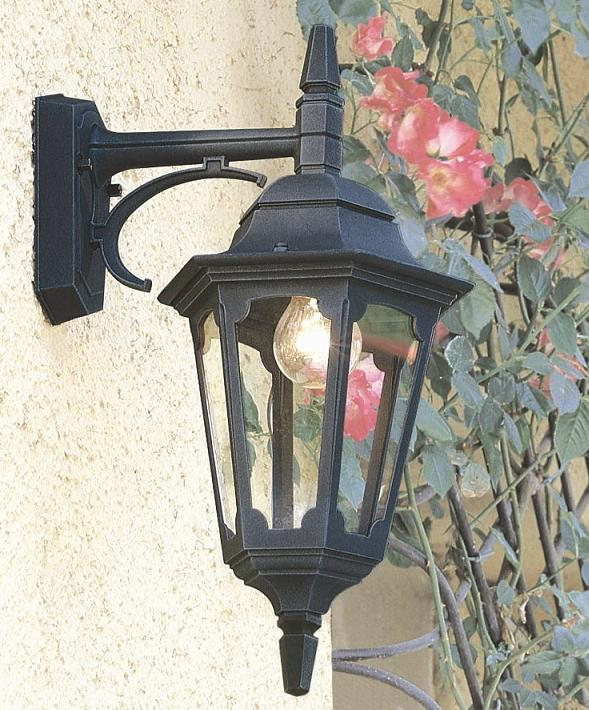 Elstead Parish Suspended Wall Lantern | PR2 BLK | Elstead Lighting | Luxury Lighting