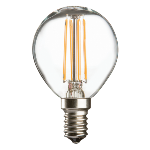 SES Golfball LED Light Bulb 4 Watt