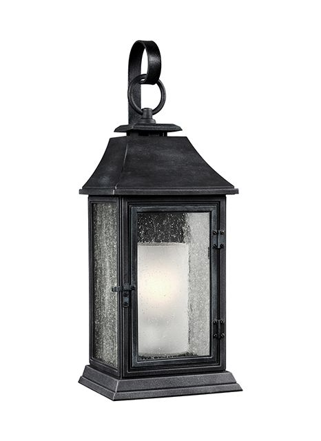 Elstead Shepherd Large  Wall Lantern | FE/SHEPHERD/2L | Elstead Lighting | Feiss Lighting
