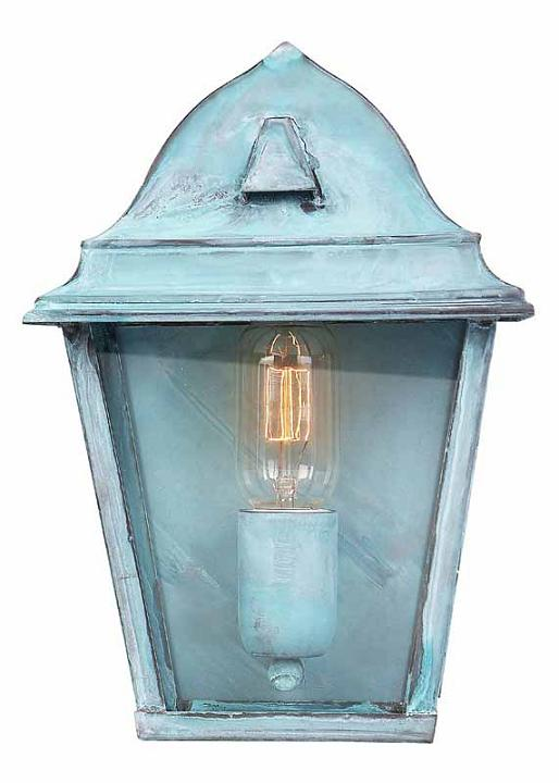 Elstead St James' Solid Brass Lantern in Verdigris | ST JAMES V | Elstead Lighting | Luxury Lighting