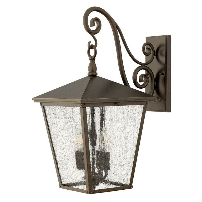 Elstead trellis large wall lantern hktrellis2l elstead trellis large wall lantern hinkley lighting mozeypictures Images