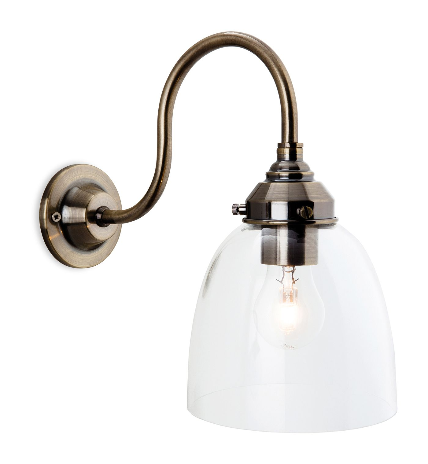 Wall Sconces Victoria Bc: Firstlight Victoria 5935AB Wall Light