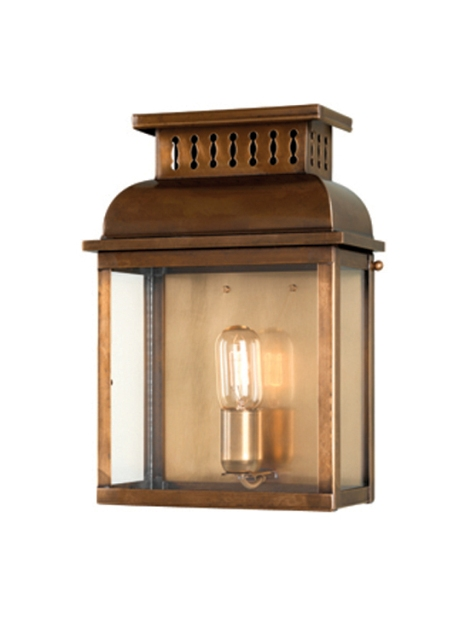 Elstead Westminster Abbey Antique Brass Lantern | WESTMINSTER BR | Elstead Lighting | Luxury Lighting